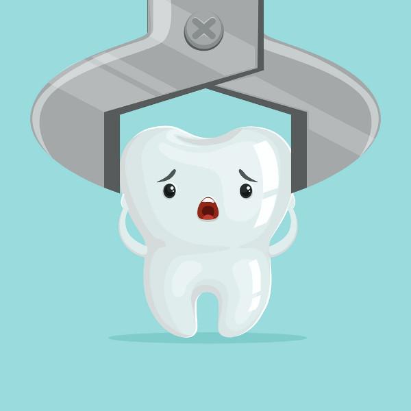Stomatološka ordinacija Dr Nataša Ranđelović vadjenje mlečnih zuba